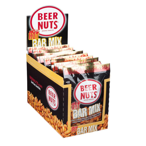 BEER NUTS® Hot Bar Mix - Mid Size Display