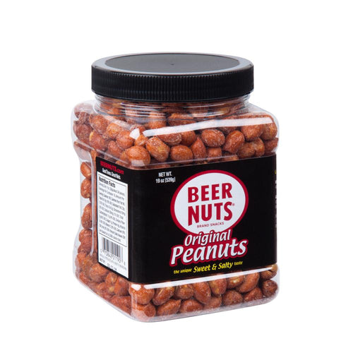BEER NUTS®Original Peanuts - Family Size Jar
