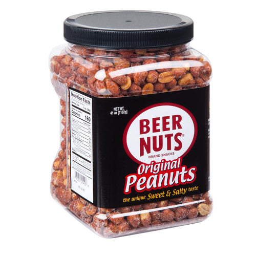 BEER NUTS® Original Peanuts - Party Size Jar