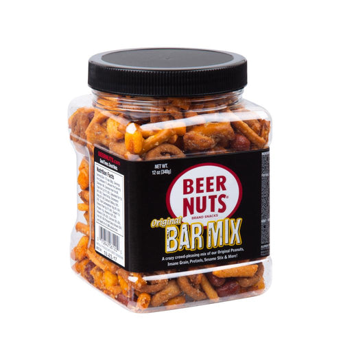 BEER NUTS® Original Bar Mix - Family Size Jar