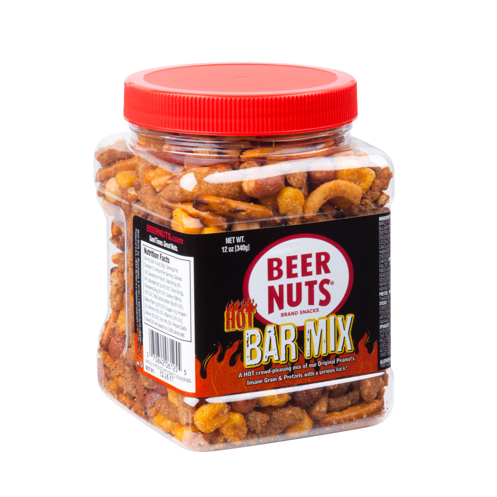 Hot Bar Mix - Family Size Jar