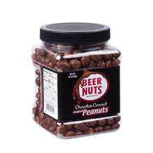Chocolate Covered Original Peanuts - Family Size Jar