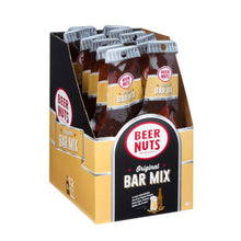BEER NUTS® Original Bar Mix - Beer Bottle Bag Display