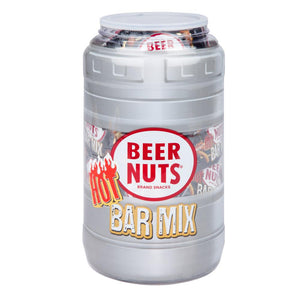 BEER NUTS® Hot Bar Mix Keg