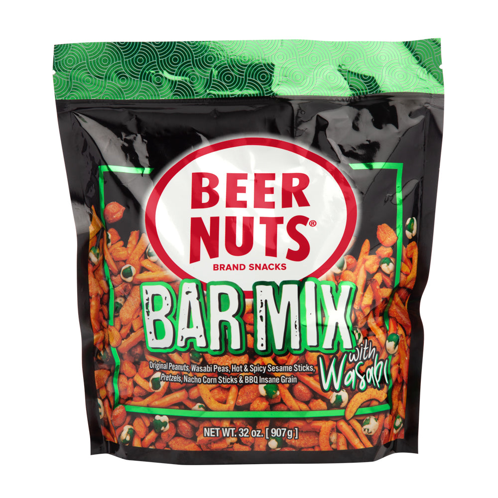 Bar Mix with Wasabi - The Big Bag