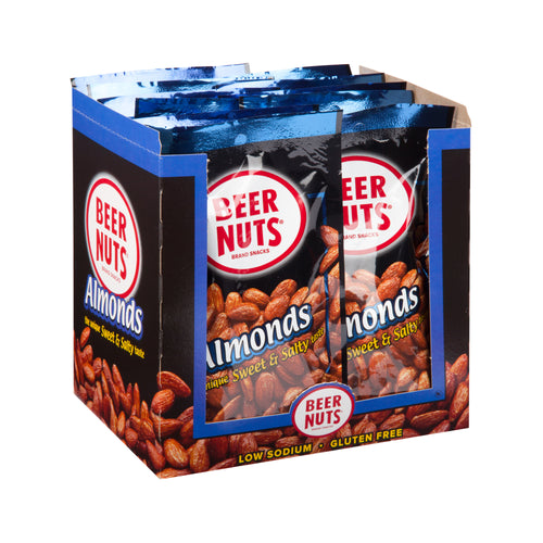 Almonds - Value Pack Display
