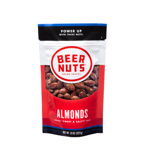Almonds - Half-Pounder
