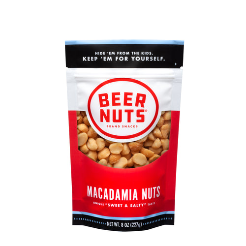 Macadamia Nuts - Back-Up Bag