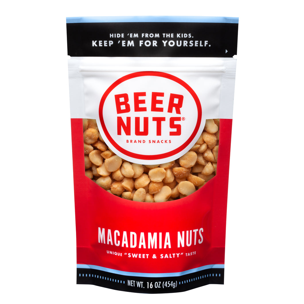 Macadamia Nuts - The Pounder