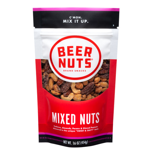 Mixed Nuts - The Pounder