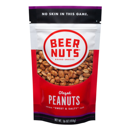 Glazed Peanuts - Standard Issue Bag