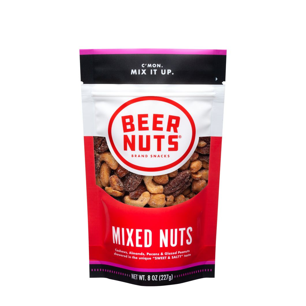 Mixed Nuts - Half-Pounder