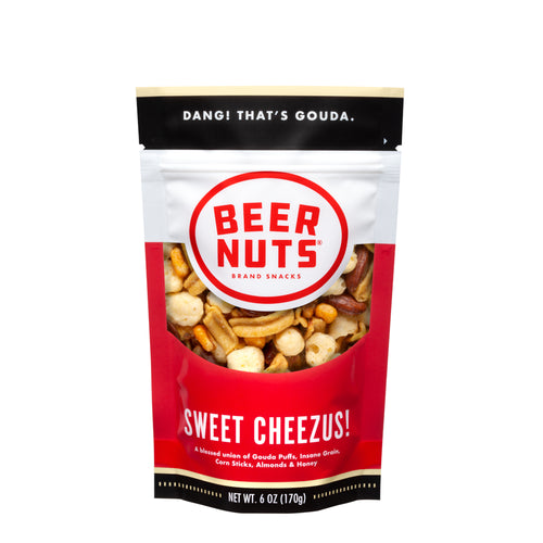 Sweet Cheezus - Back-Up Bag