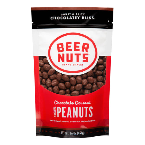 Chocolate Covered Original Peanuts - The Pounder