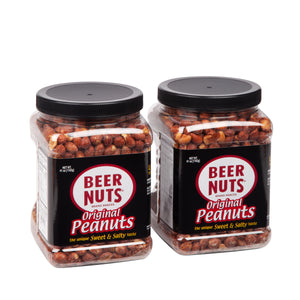 Original Peanuts - Party Size Jar 2-Pack