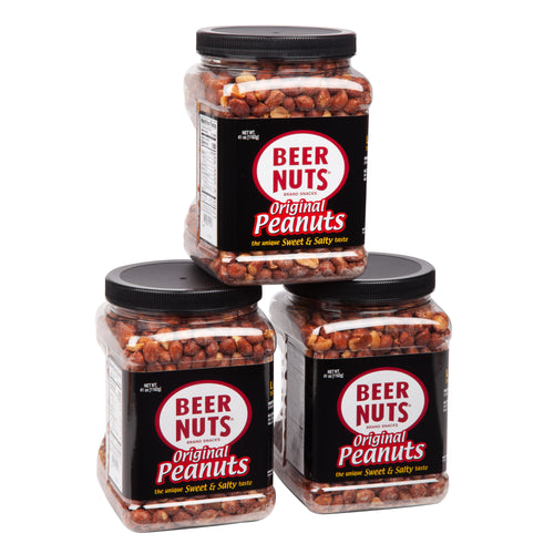 Original Peanuts - Party Size Jar 3-Pack