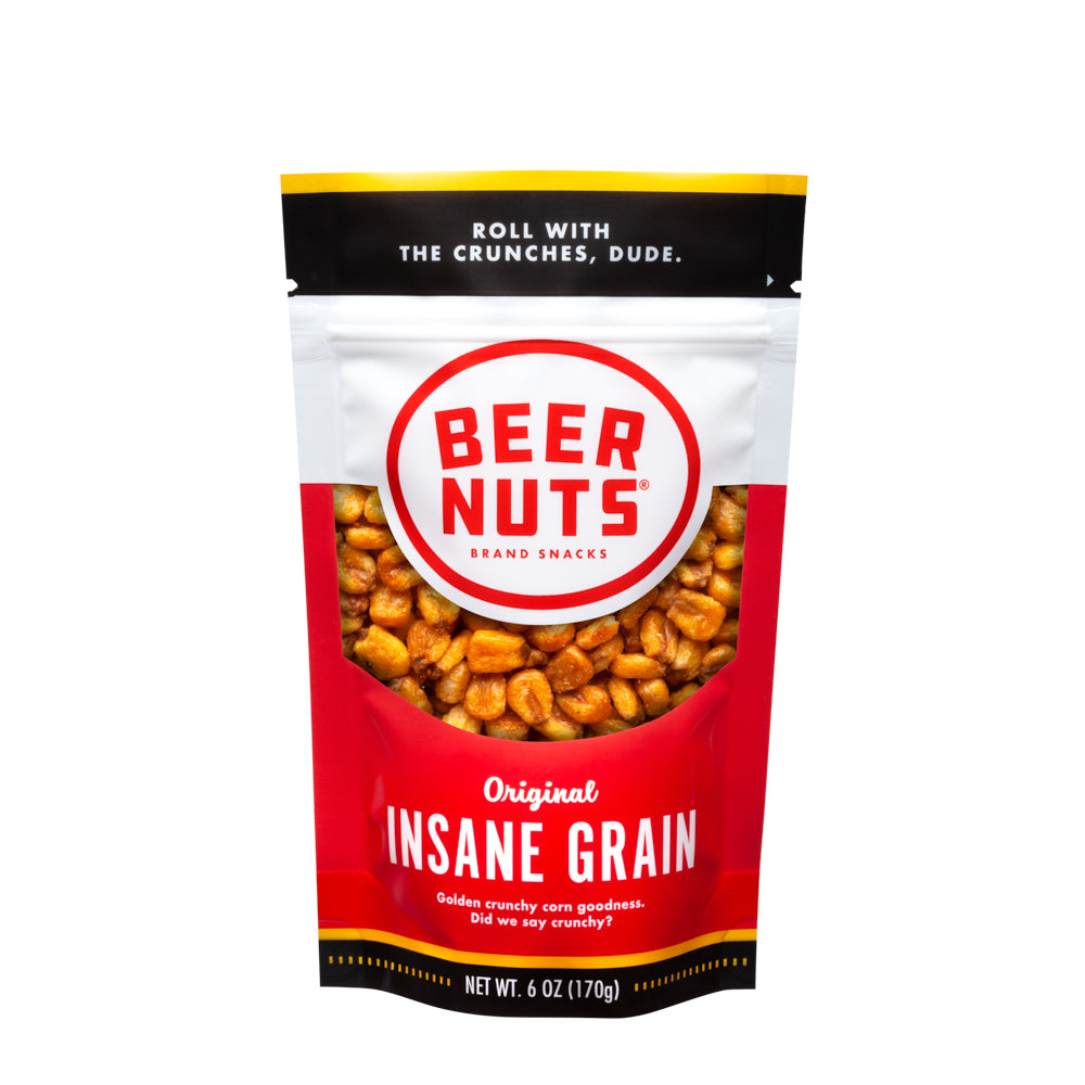 Original Insane Grain - Back-Up Bag