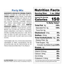 Party Mix - Family Size Jar
