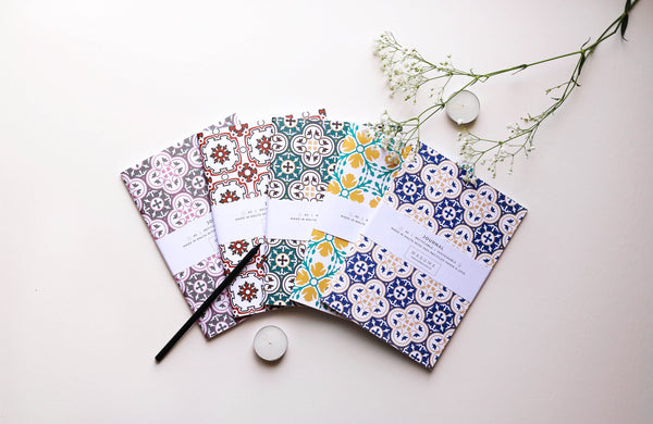 MADUMA Patterned Journals