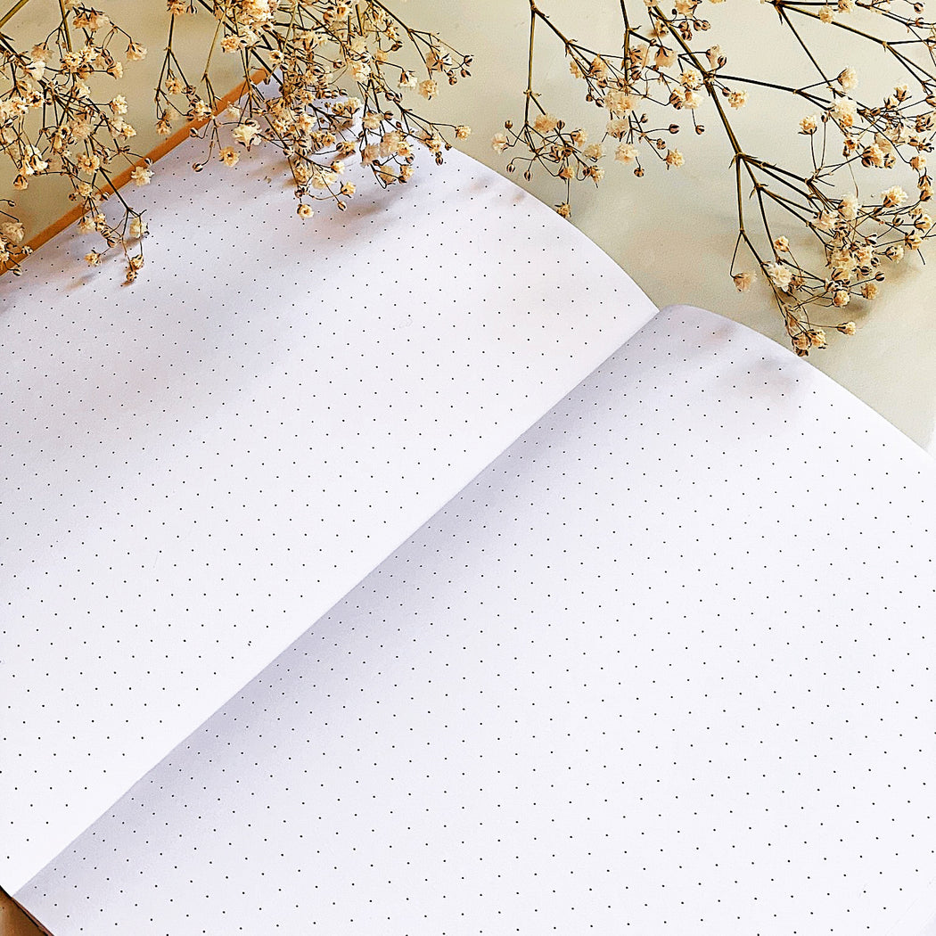 Lellux A5 Dotted Journal