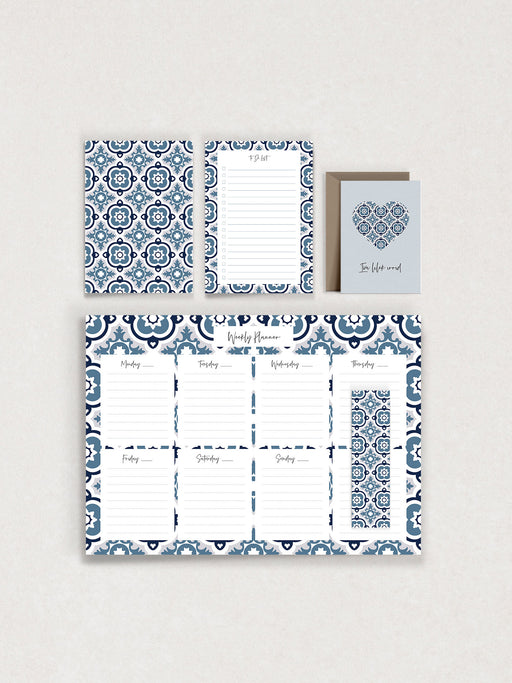 Ċelesti Stationery Set Valentine's Offer