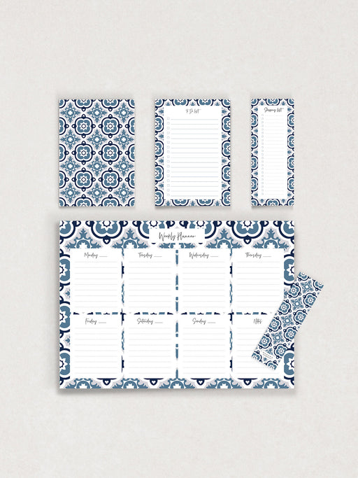 Ċelesti Essentials Stationery Set