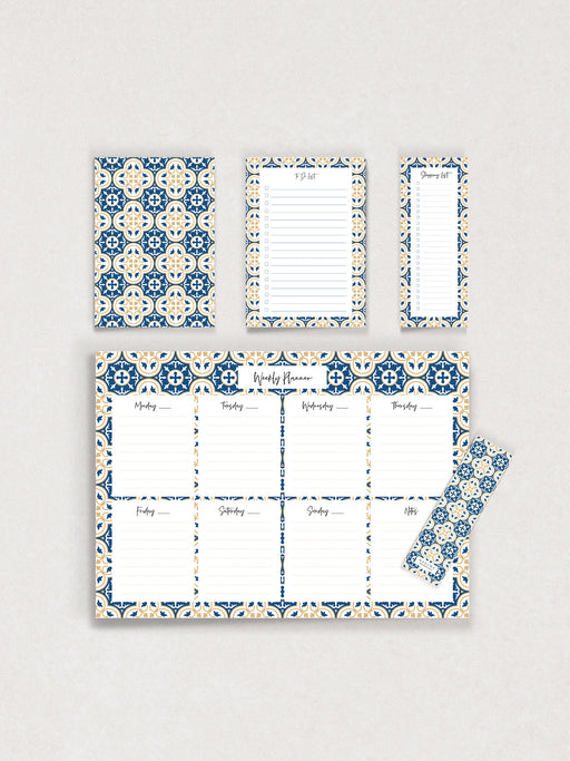 Ikħal Essentials Stationery Set