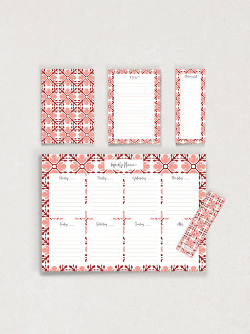 Warda Essentials Stationery Set