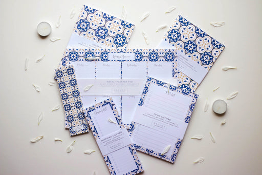 Ikħal Stationery Set + A4 Journal