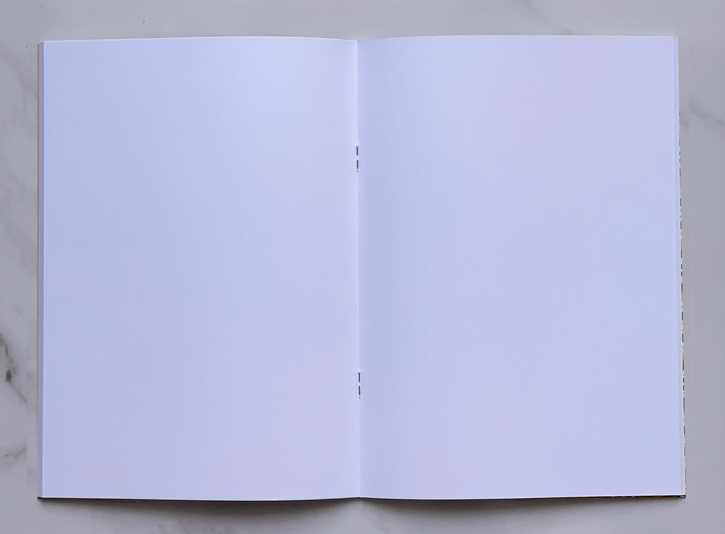 Ikħal A5 Blank Journal