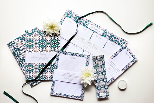 Ħadrani Stationery Set