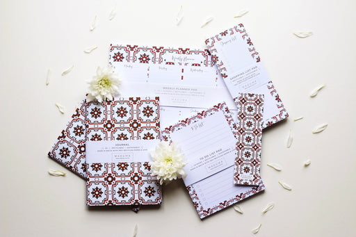 Ħamrani Stationery Set + A4 Journal