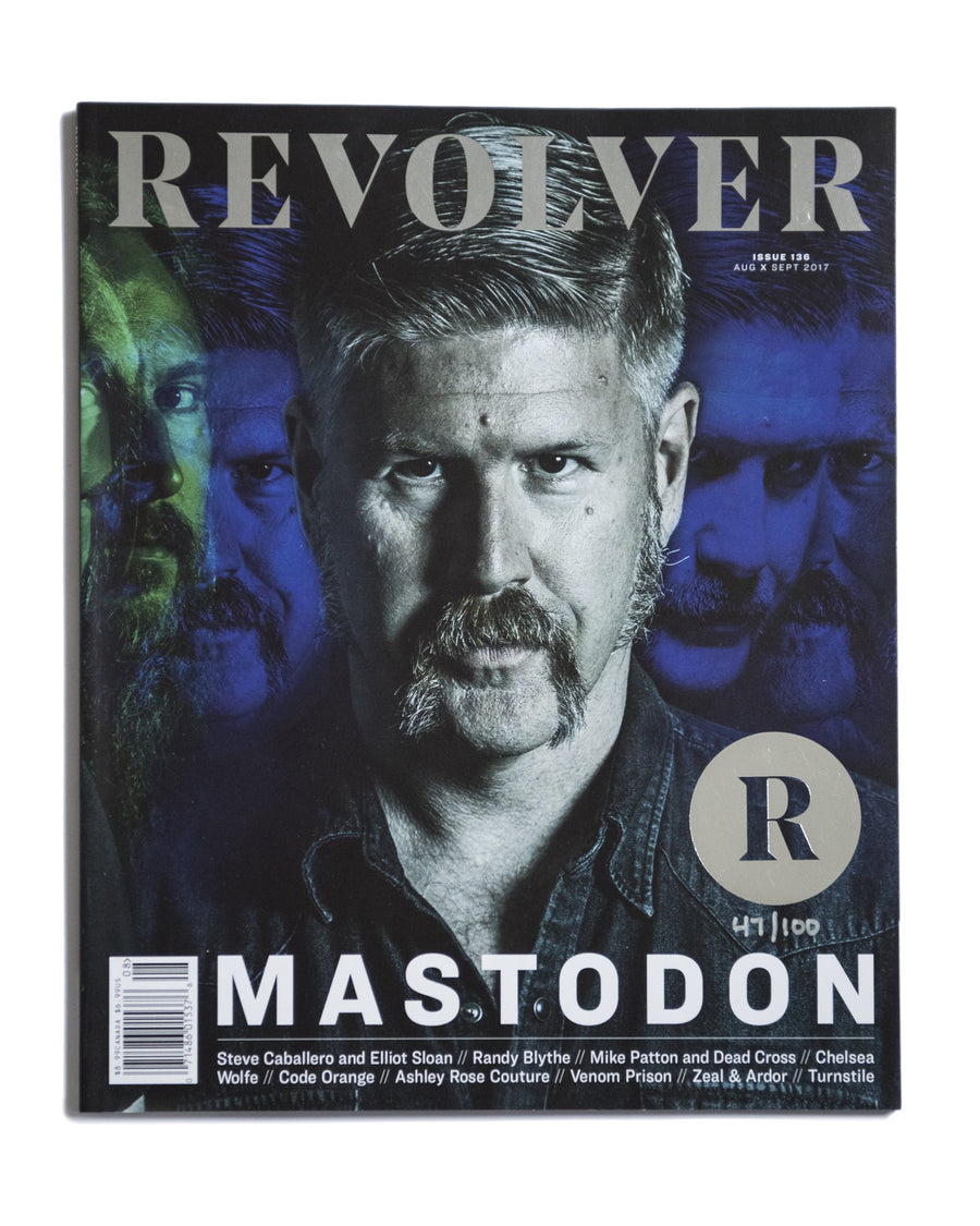 SILVER Collector's Edition Relaunch Issue - Bill Kelliher Cover