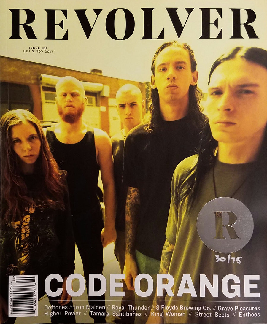 SILVER Collector's Edition Oct/Nov 2017 Issue - Code Orange