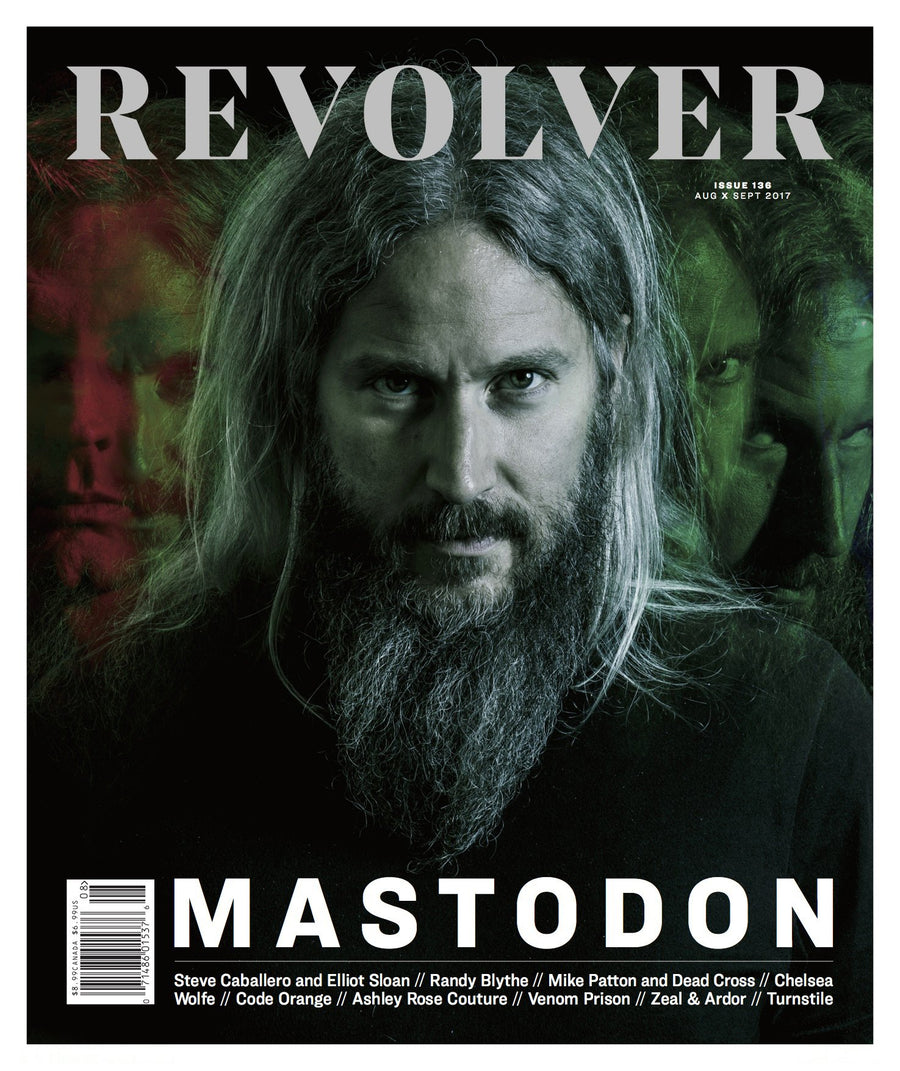 Revolver - Limited Edition Relaunch Issue - Troy Sanders Cover