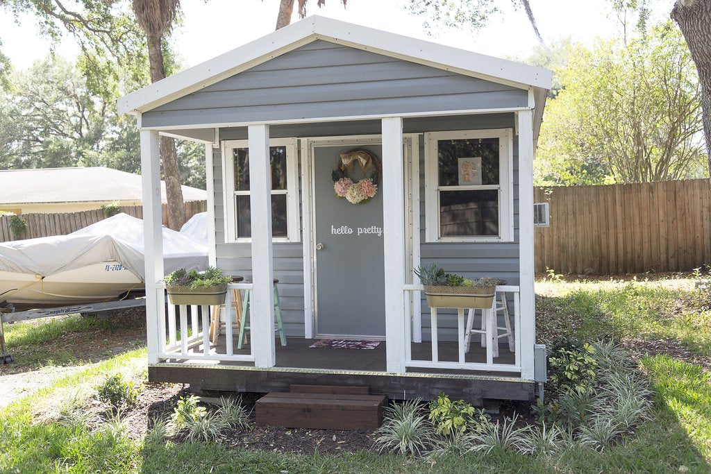 Why you need a she shed and how to make one
