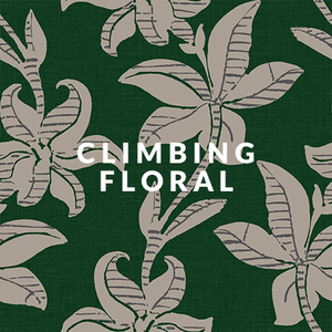 Climbing Floral Pattern