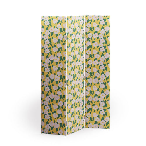 Modern Screen -  Yellow Belle Du Jour By Clare
