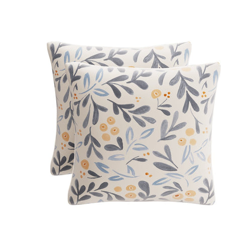 Throw Pillow -  Budding Floral By Maisonette