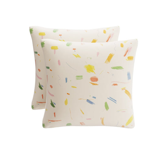 Throw Pillow -  Doodle By Maisonette