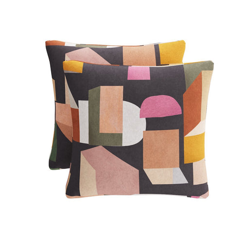 Throw Pillow -  Ink Melio