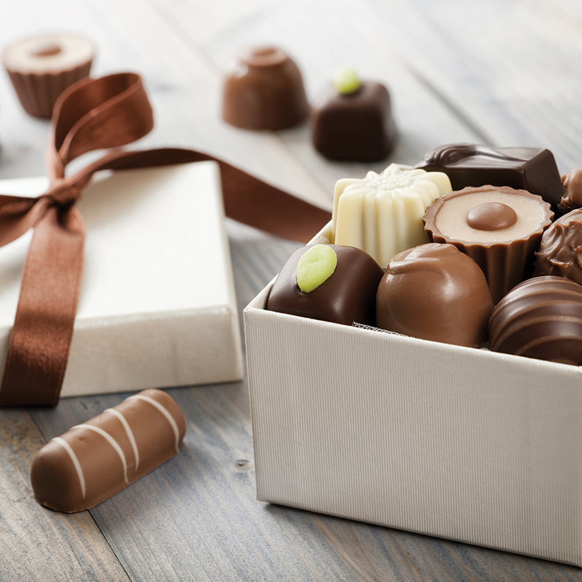 Send Chocolate Gift Baskets to Corsicana, Texas