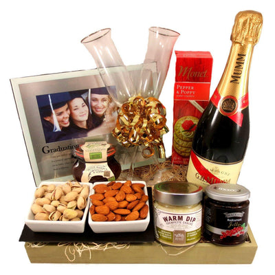 Custom Graduation Gift Baskets