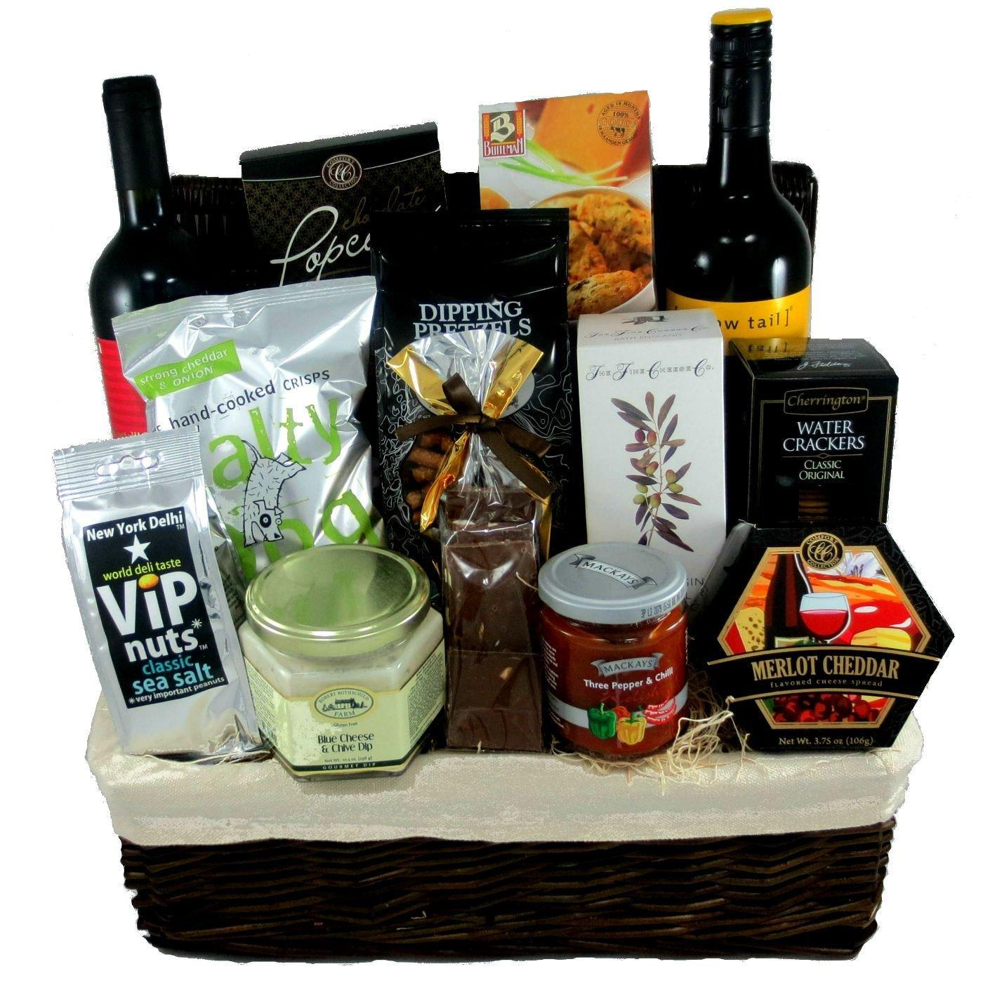 Gift baskets for her custom corporate gift baskets negle Choice Image