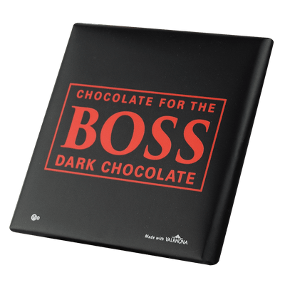 BOSS Dark Chocolate Bar