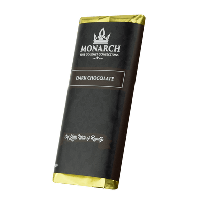 Monarch Dark Chocolate Bar