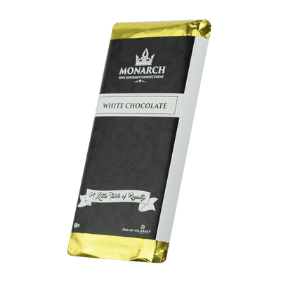 Monarch White Chocolate Bar