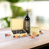 Wine & Truffles Gift Set, gift baskets, gourmet gift baskets, wine gift baskets
