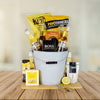 Corona Beer & Snacks Gift Basket