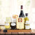 Gourmet Dipping & Wine Gift Basket